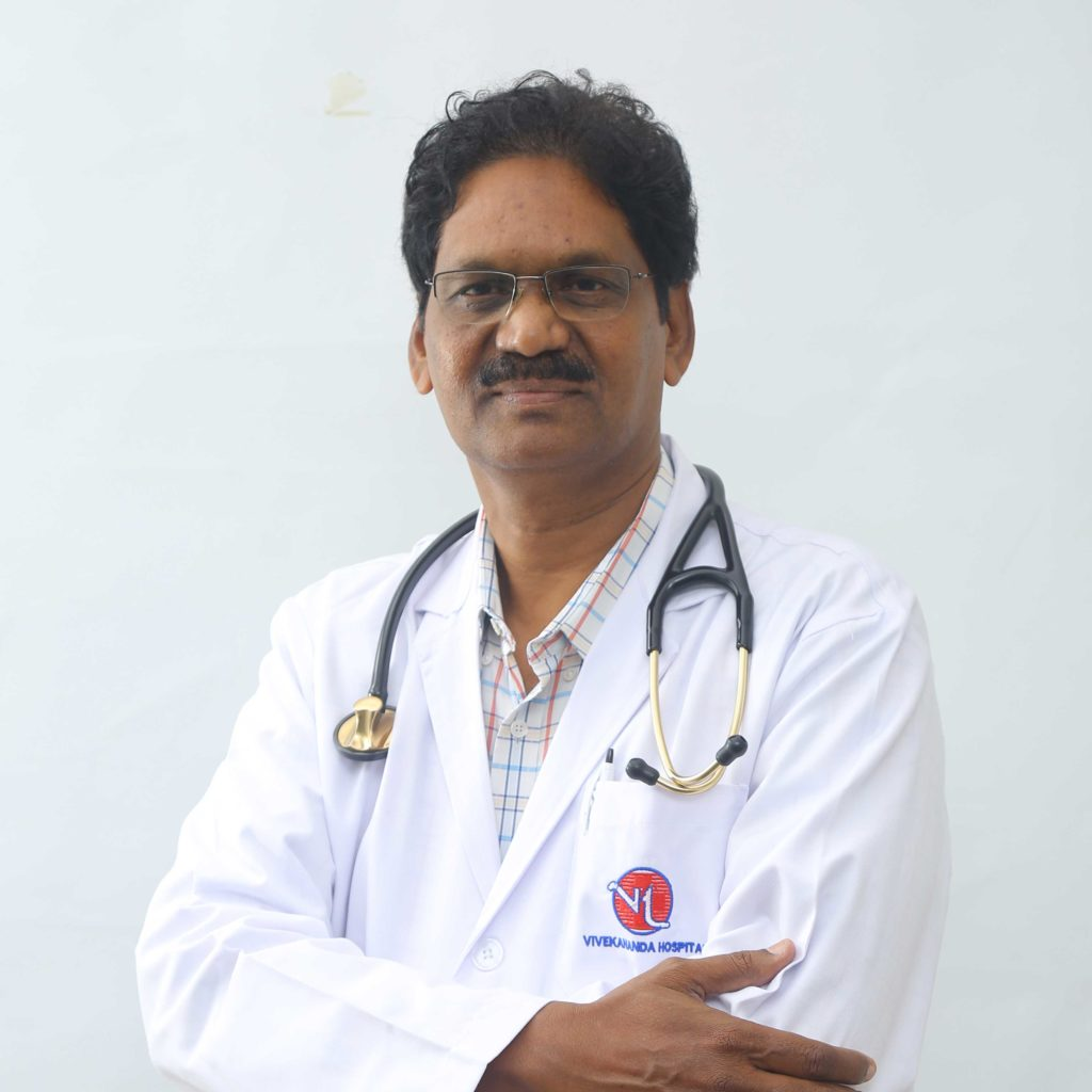 Dr. P Joshua